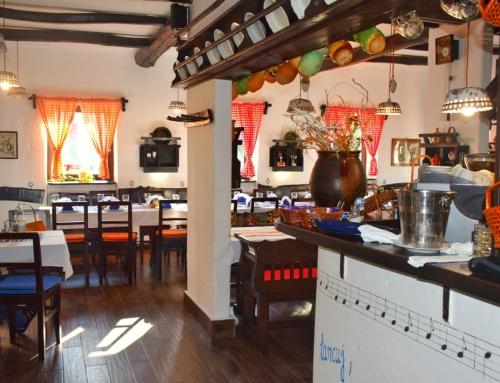 """Etno restoran """"Studnja"""" u Gložanu"""